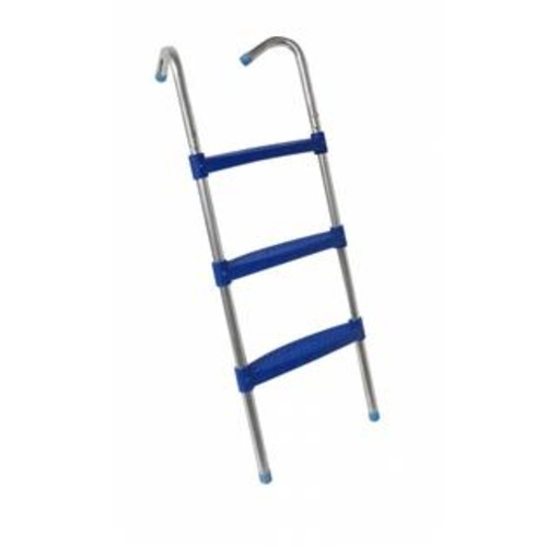 King Service Holdings Inc Upper Bounce UBLBFS3-42 Upper Bounce 39 in. Trampoline Ladder With 3 in. Wide Flat Step