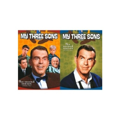 My Three Sons: The Complete Second Season (DVD)