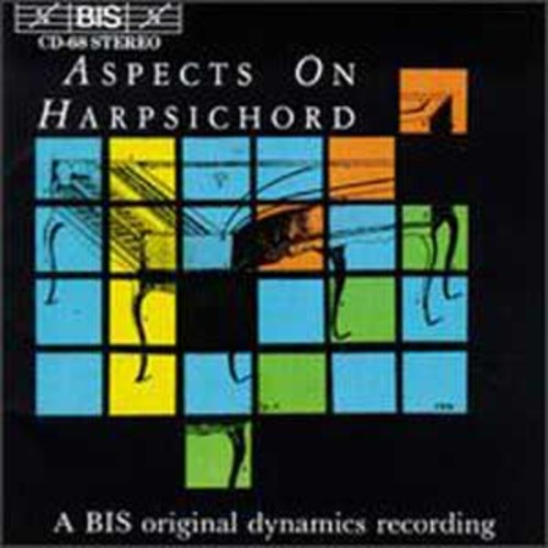 Aspects On Harpsichord (Audio CD)