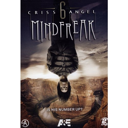 Criss Angel: Mindfreak - The Complete Season Six [2 Discs] [DVD]
