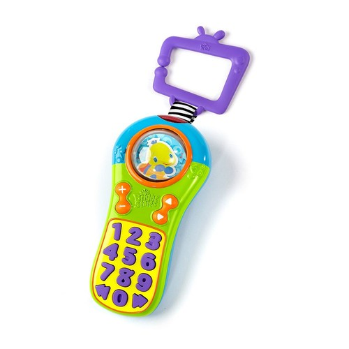 Click & Giggle Remote Toy
