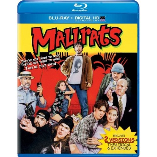 Mallrats [Includes Digital Copy] [UltraViolet] [Blu-ray]