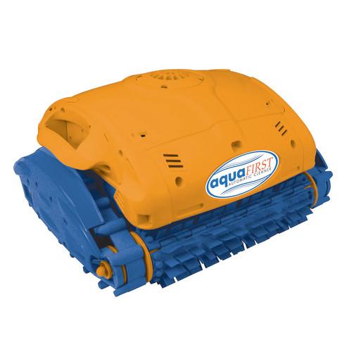 Blue Wave NE3290F Aquafirst Robotic Cleaner for In-Ground Pools [Orange/Blue]