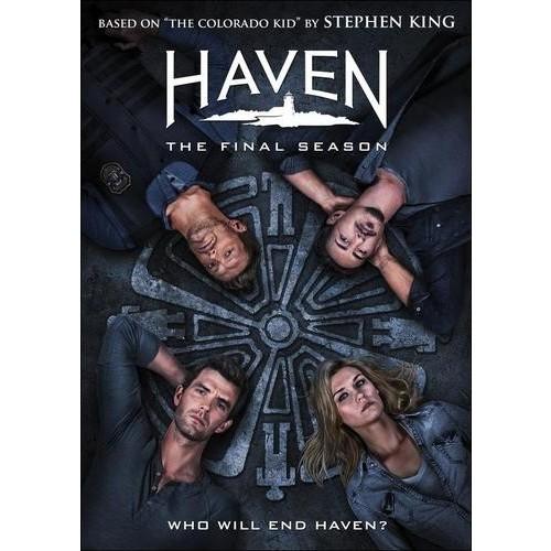 Haven: The Final Season [4 Discs] [DVD]