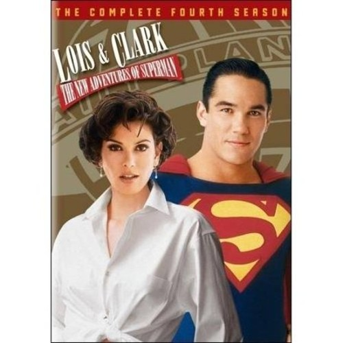 Lois & Clark: The Complete Fourth Season [6 Discs]