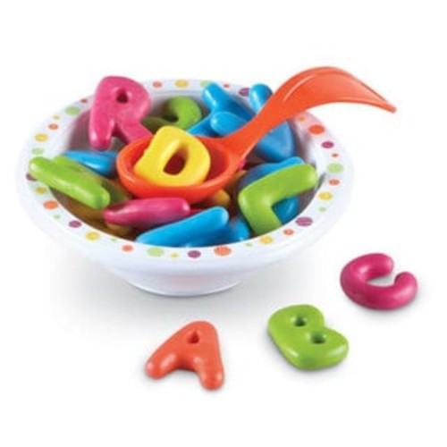 Learning Resources Learning & Educational Toys Learning Resources Bright Bites Alphabet Soup