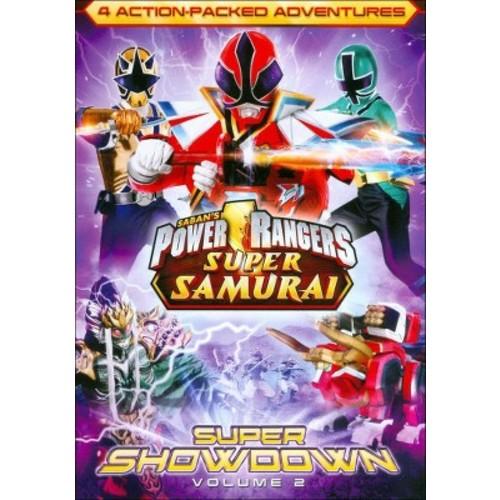 Power Rangers Super Samurai: Super Showdown 2