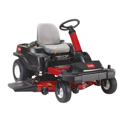 Toro TimeCutter SWX5000 50 in. Fab 24.5 HP V-Twin Gas Zero-Turn Riding Mower with Smart Park