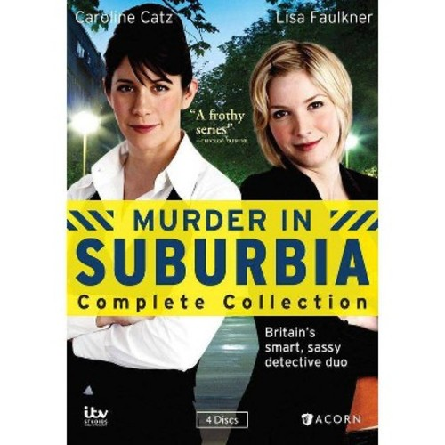 Murder in Suburbia: Complete Collection [4 Discs] [DVD]
