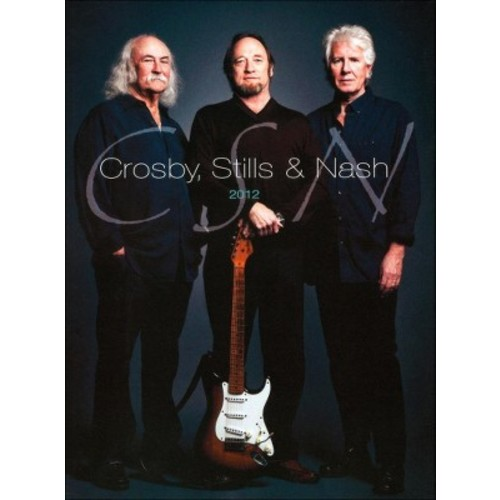 Crosby, Stills & Nash: CSN 2012 [3 Discs] [DVD/CD]