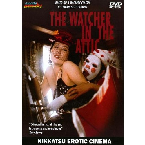 The Watcher in the Attic [DVD] [1976]