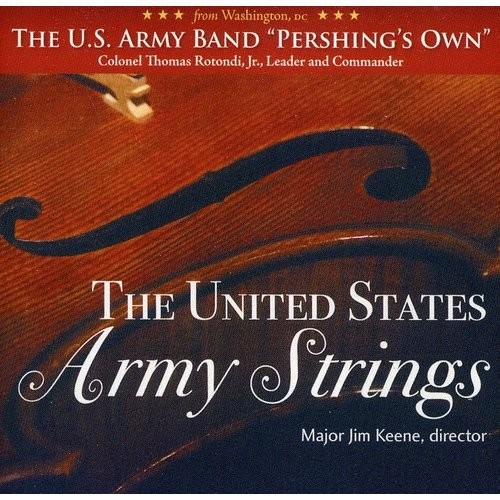 The United States Army Strings [CD]