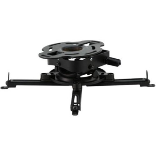 Peerless-AV PRGS-UNV Ceiling Mount for Projector - 50 lb Load Capacity - Black
