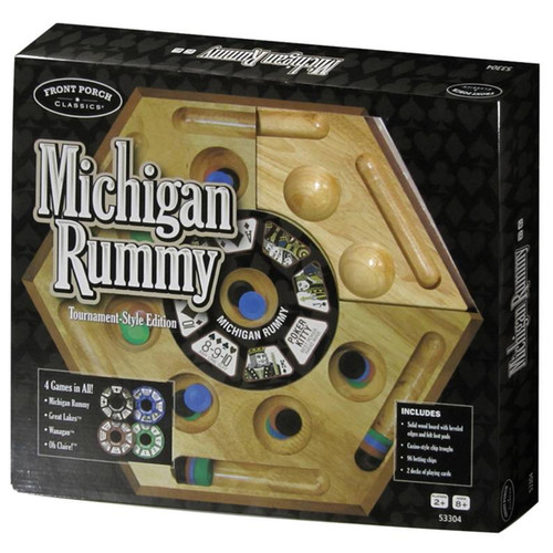Michigan Rummy Tournament Style Edition