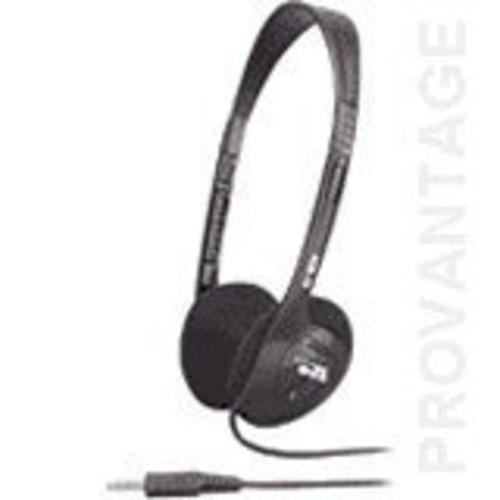 Cyber Acoustics Acm 70b Pc Audio Stereo Headphone Mini Phone Host Interface 84 Inch Cable