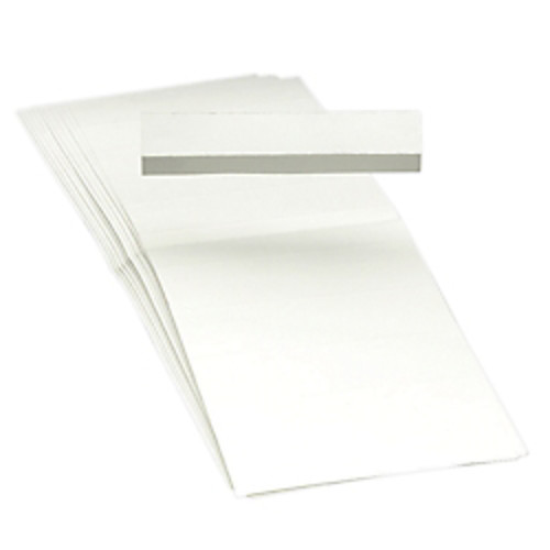 Smead Blank Hanging File Folder Tab Inserts, 1/3 Cut For 3 1/2