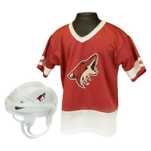 Arizona Coyotes Franklin Sports Hockey Uniform Set for Kids - Ages 5-9