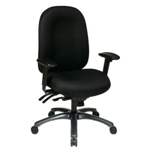 Pro-Line II Black High Back Office Chair