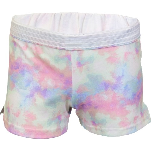 Soffe Girls' Printed Authentic Low-Rise Soffe' Shorts
