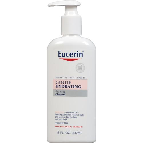 Eucerin Sensitive Skin Gentle Hydrating Cleanser 8 fl. oz.