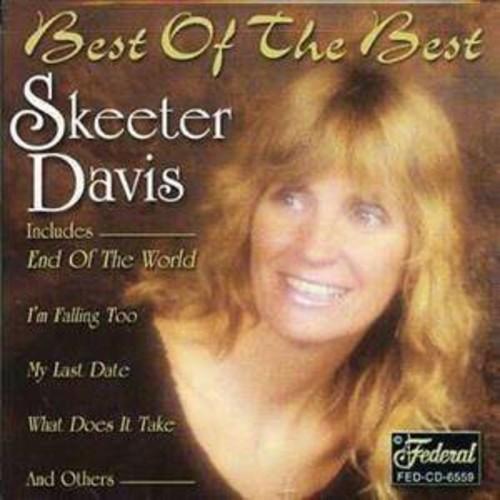 Skeeter Davis - Best Of The Best