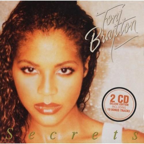 Toni braxton - Secrets (CD)