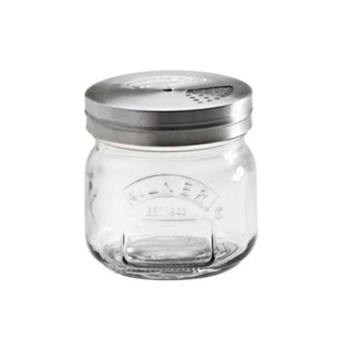 Kilner 8.5 oz. Glass Jar with Shaker Lid