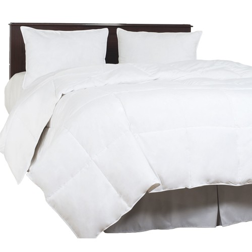 Lavish Home Ultra-Soft Down-Alternative Full/Queen Comforter