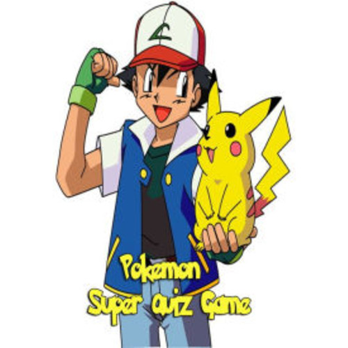 Pokmon Super Quiz Game