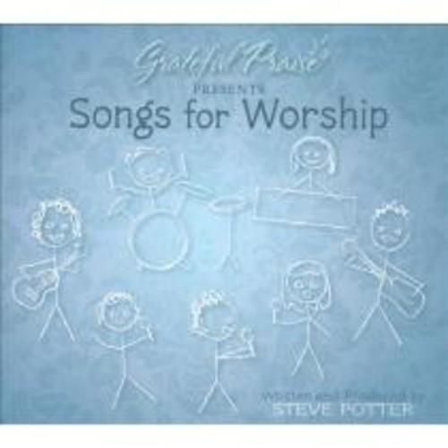 Grateful Praise Presents: Songs for Worship [CD]