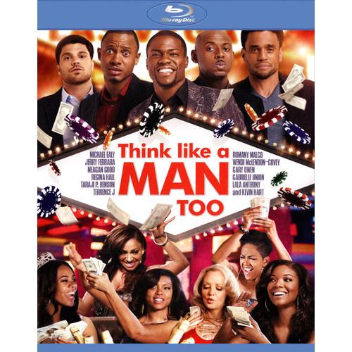 Think Like a Man Too [Includes Digital Copy] [UltraViolet] [Blu-ray] [2014]