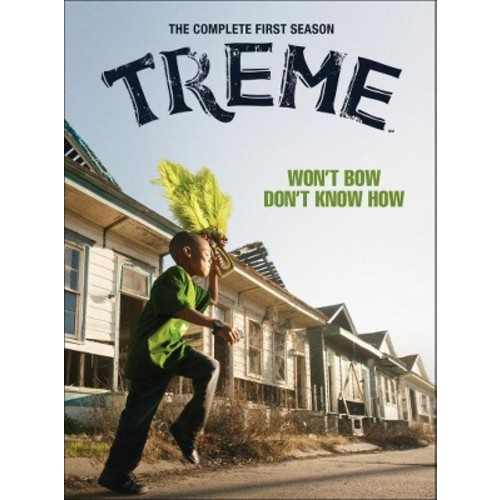Treme: The Complete First Season [4 Discs]