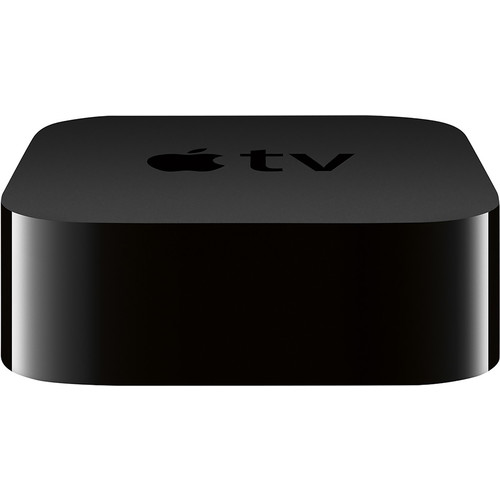 Apple TV 64GB (4th Generation) - Black (Certified Refurbished)