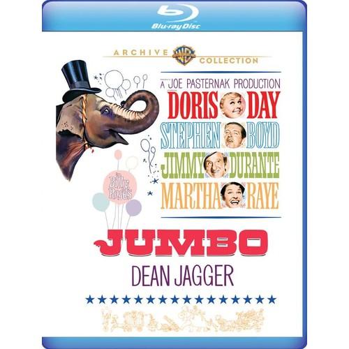 Billy Rose's Jumbo [Blu-ray] [1962]