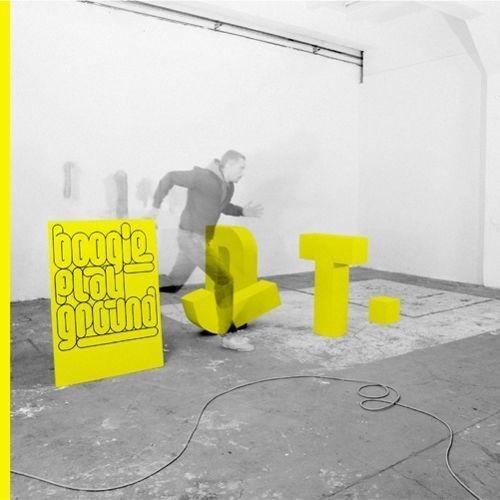 Boogie-Playground [LP] - VINYL
