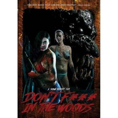 Don't F In The Woods (DVD)