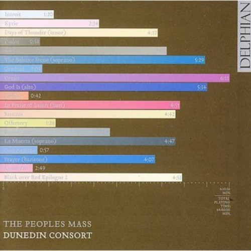 The People's Mass [CD]