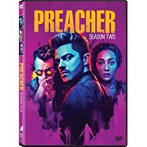Preacher: Season Two (4 Discs) (DVD)