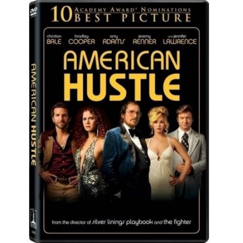 American Hustle [Includes Digital Copy] [UltraViolet] COLOR/WSE DD5.1/DD2