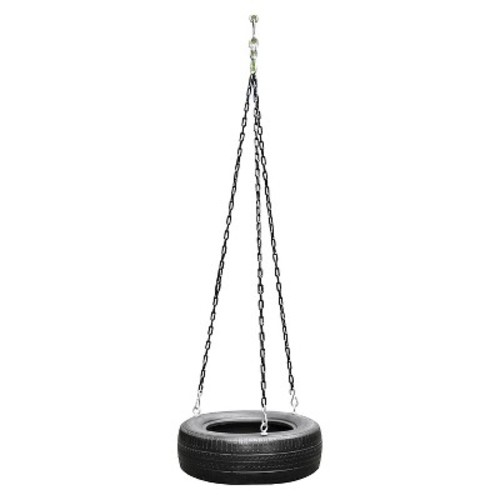 M&M Sales Treadz Traditional Recycled Tire Swing