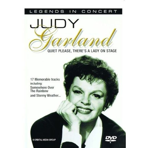 Judy Garland: Quiet Please, There's a Lady on Stage [DVD]
