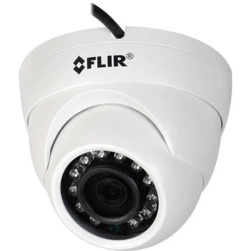 2.1MP Day/Night IR Outdoor Dome Camera with 3.6mm Fixed Lens (White)