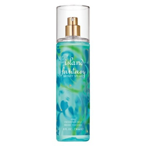 Island Fantasy By Britney Spears Women's Spray Perfume - 8.0 fl oz