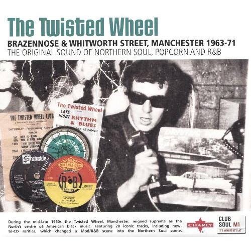 Club Soul, Vol.2: The Twisted Wheel [CD]