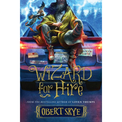 Wizard for Hire (Wizard for HIre Series #1)