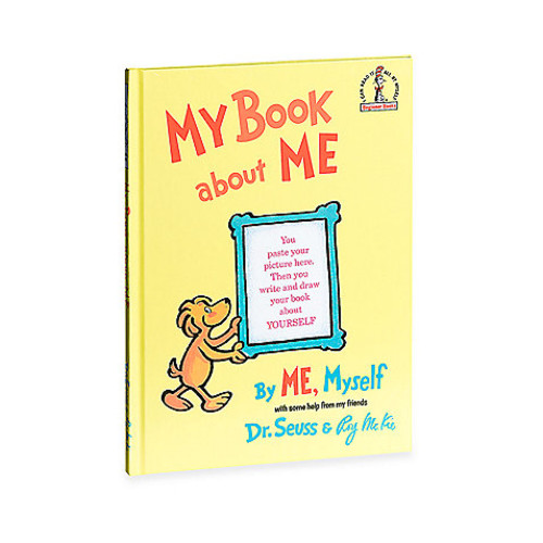 Dr. Seuss' My Book About Me