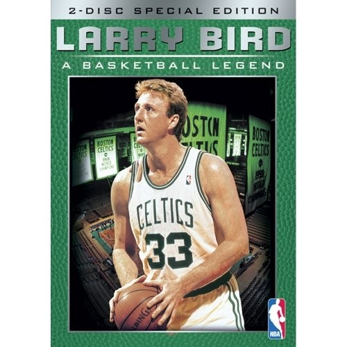 Team Marketing NBA: Larry Bird, A Basketball Legend DVD Set
