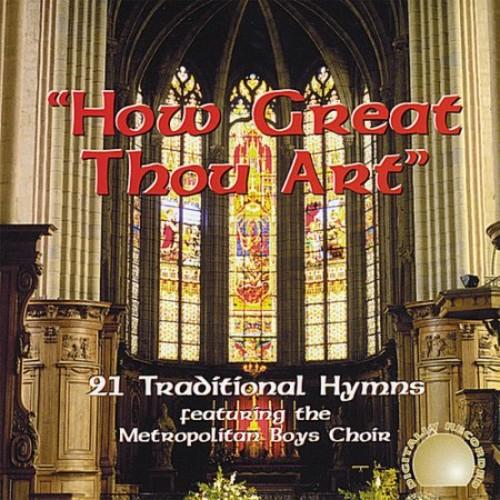 How Great Thou Art [CD]