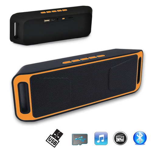 Indigi SUPER BASS Bluetooth Wireless Speaker Portable For Smartphone Tablet PC Laptop