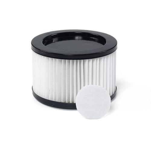 WORKSHOP Wet Dry Vacs Filter WS15050F HEPA Media Filter For WS0500ASH Ash Vacuum